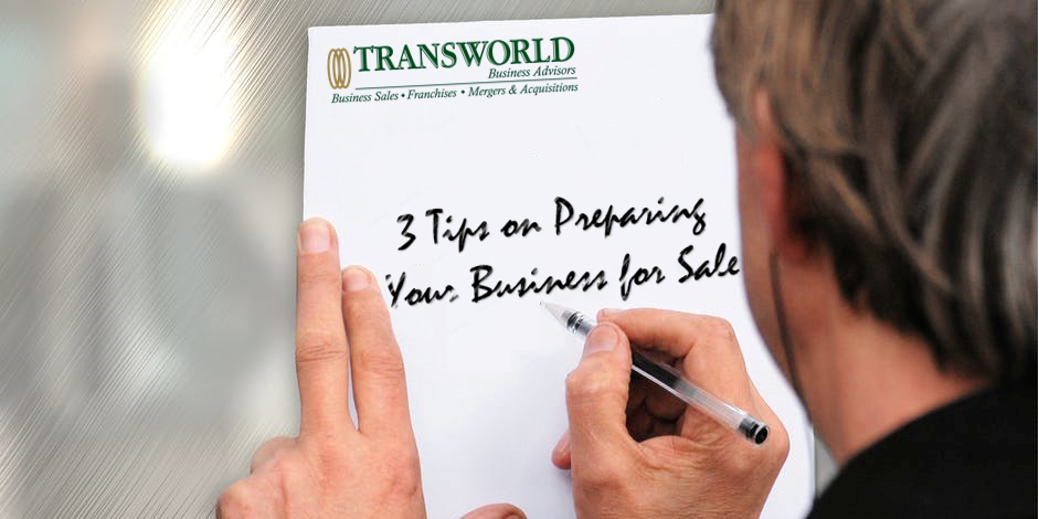 Image for 3 Tips on Preparing Your Business for Sale